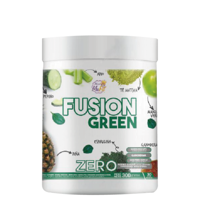 MISS MUFIT FUSION GREEN