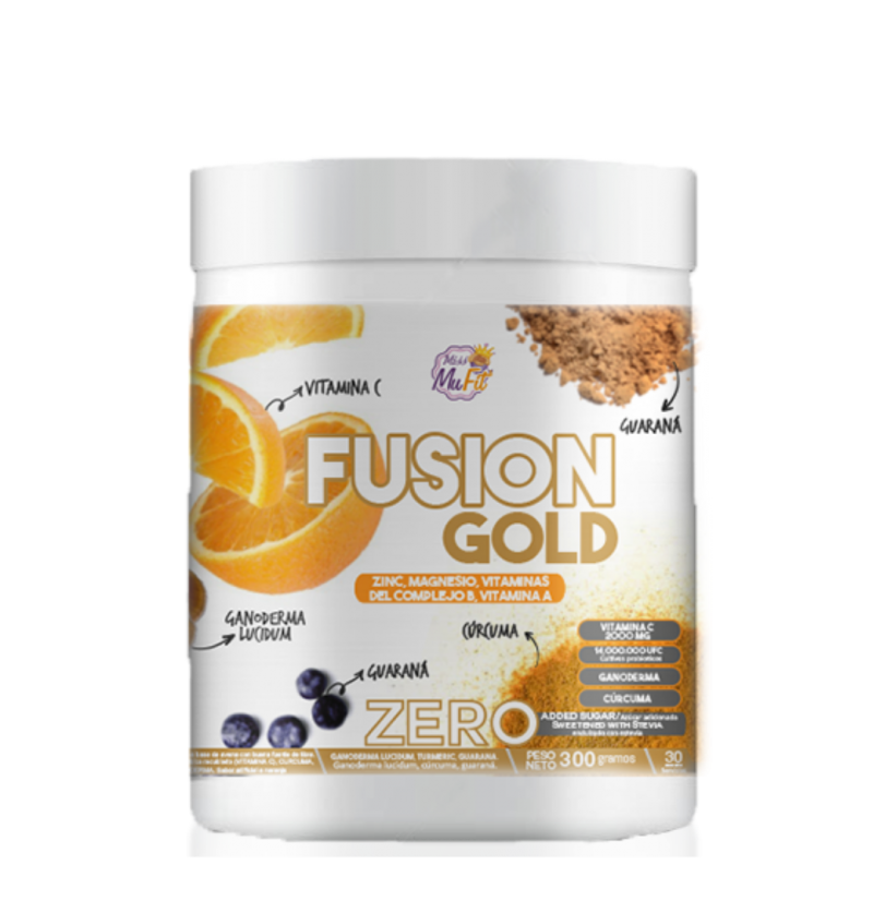MISS MUFIT FUSION GOLD