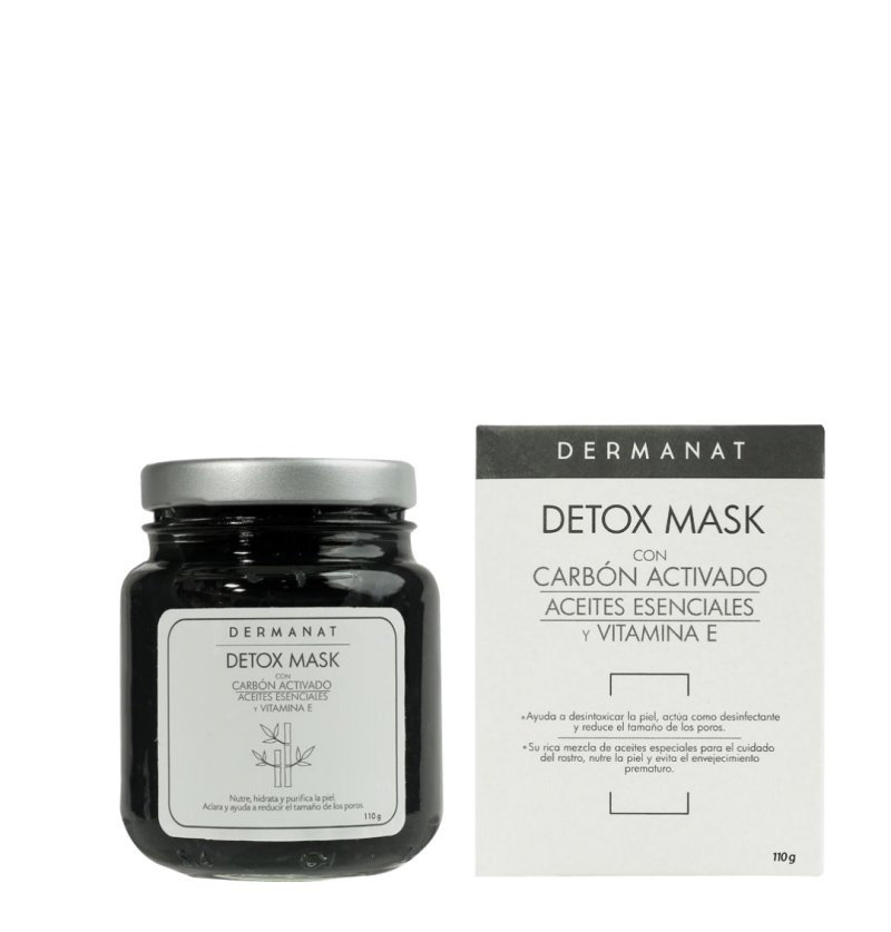 DERMANAT DETOX MASK