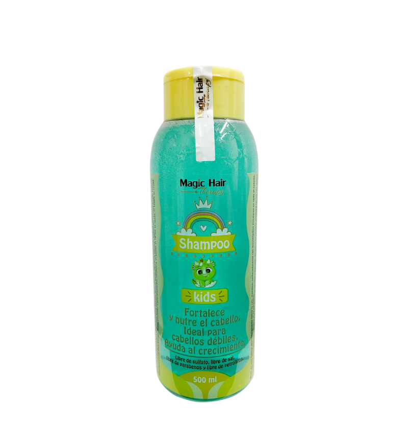 MAGIC HAIR SHAMPOO NIÑOS